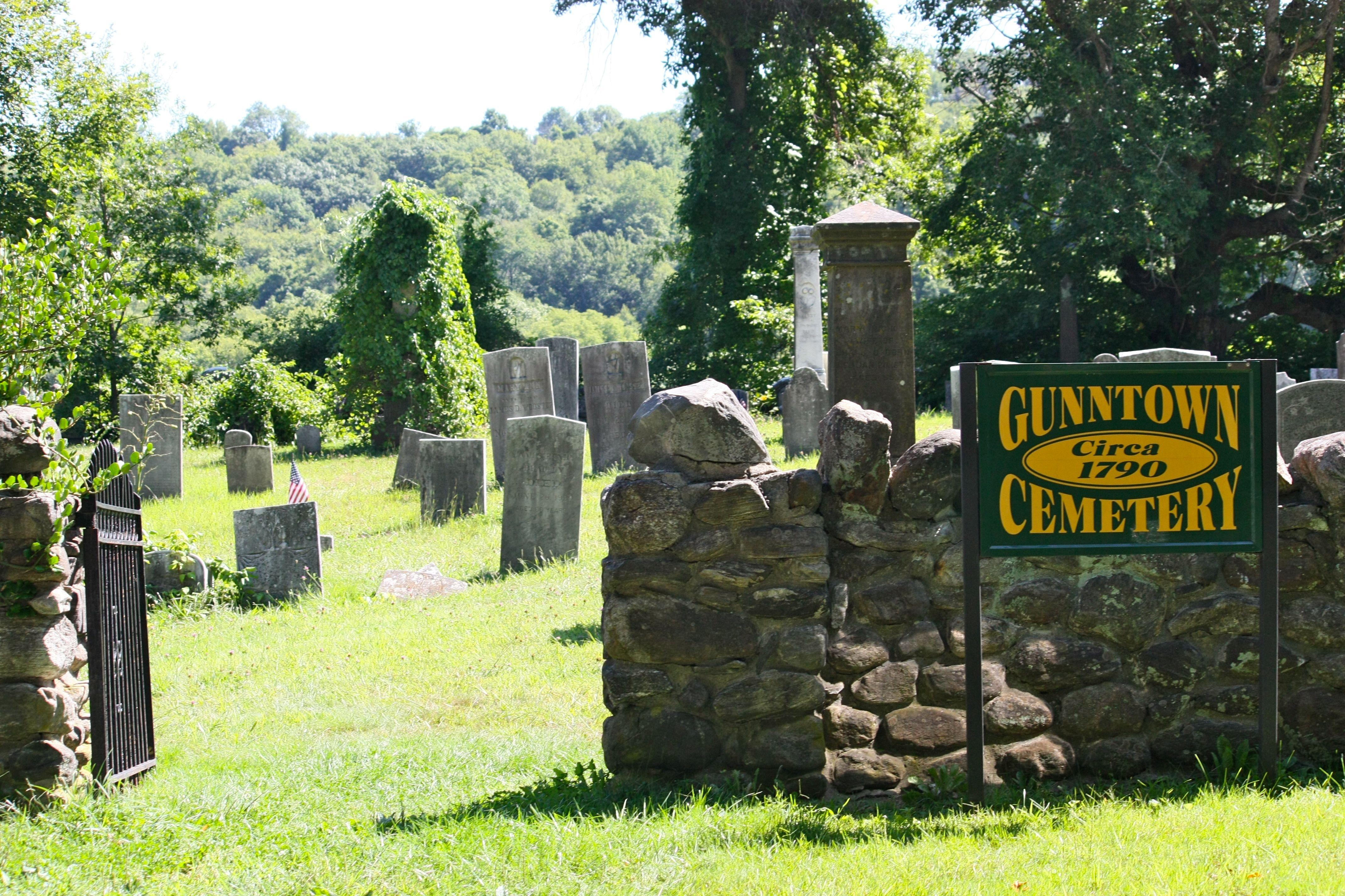 Gunntown Cemetery, Naugatuck | Damned Connecticut