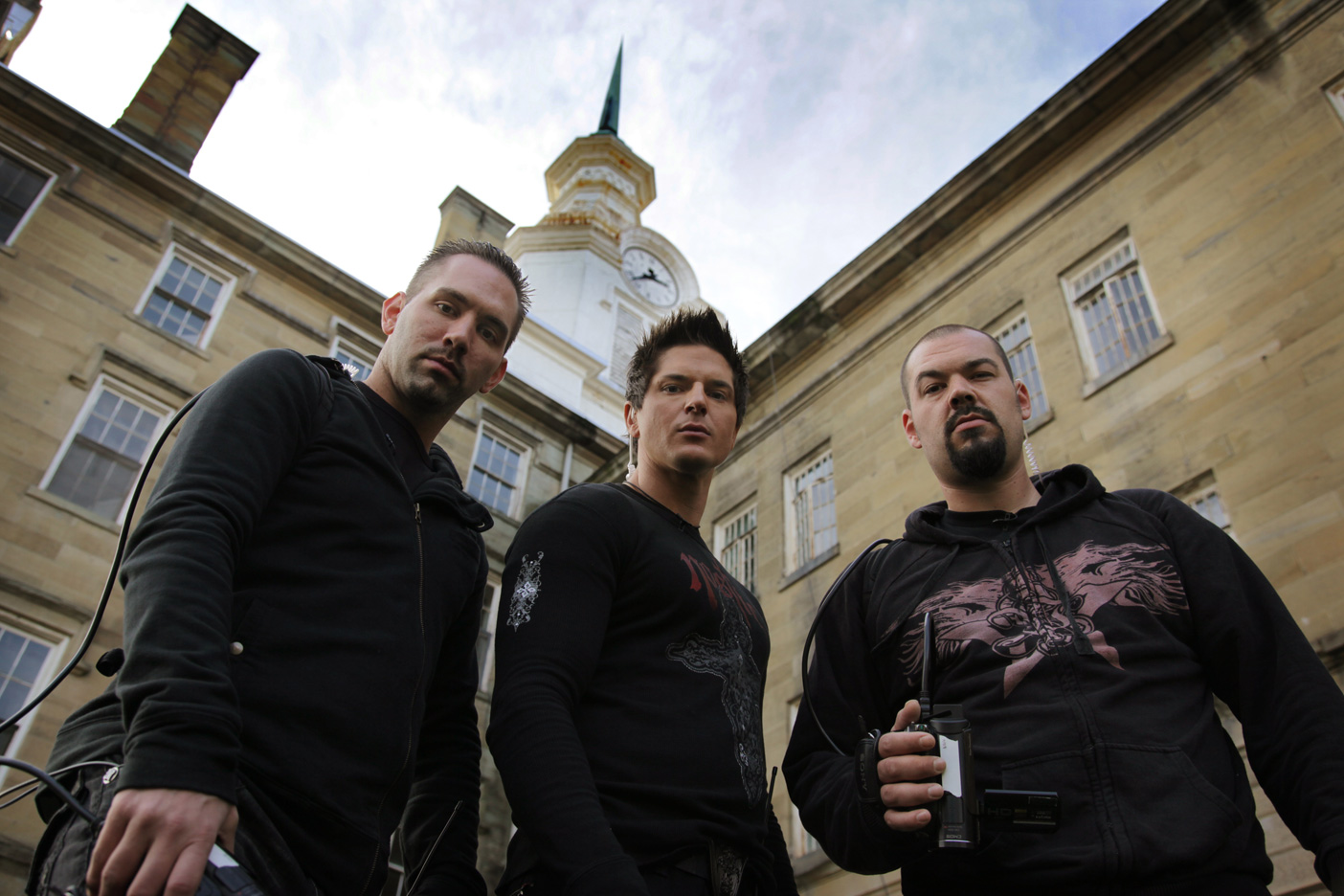 Ghost Adventures Crew | The GAC Crew gets.