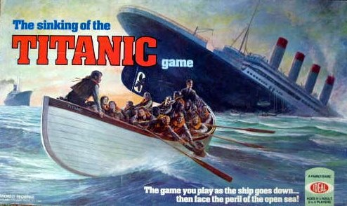 the game titanic